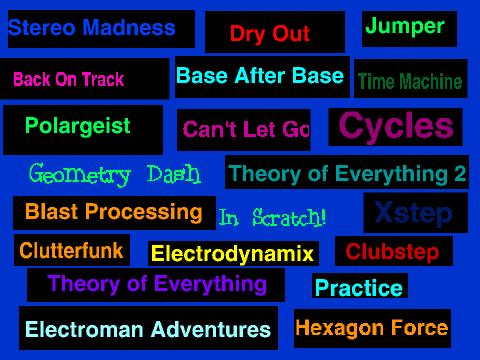 Geometry Dash - Wikipedia