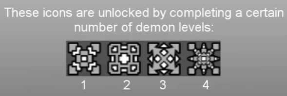 demon-level-geometry-dash-icons