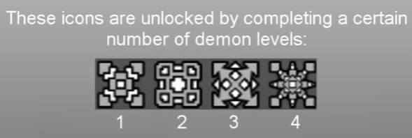 demon-level-geometry-dash-icons